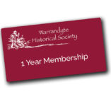 historical society membership