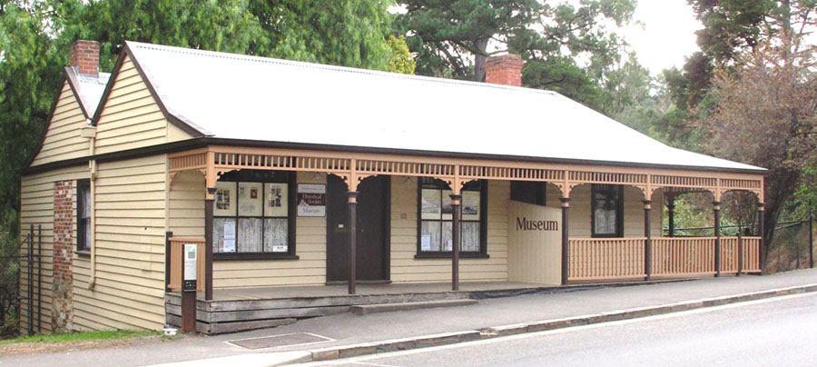 warrandyte museum historical society