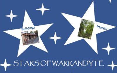 Exhibition – Stars of Warrandyte